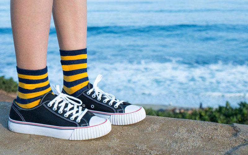 کفش آل استار بچه گانه برای مدرسه