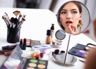 آموزش آرایش صورت کامل
