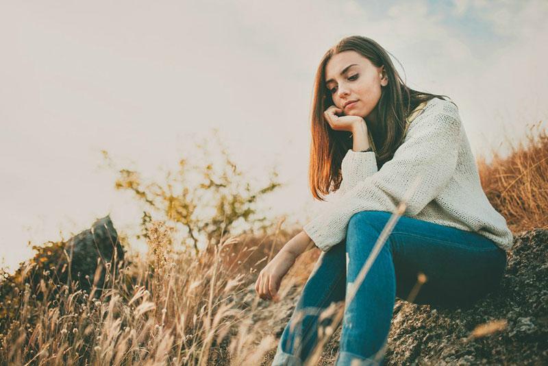 کنار آمدن با احساسات و فکر کردن