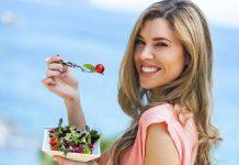 مواد غذایی رژیمی برای لاغری بدون ورزش