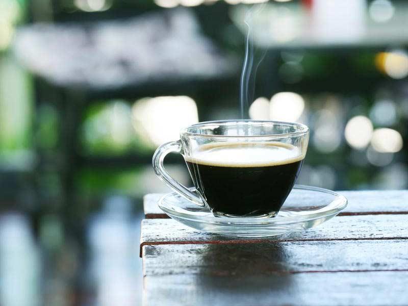 نوشیدن قهوه برای لاغری