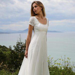 لباس عروس مدل امپراطوری