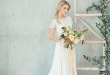 بهترین مدل لباس عروس برای افراد قد کوتاه