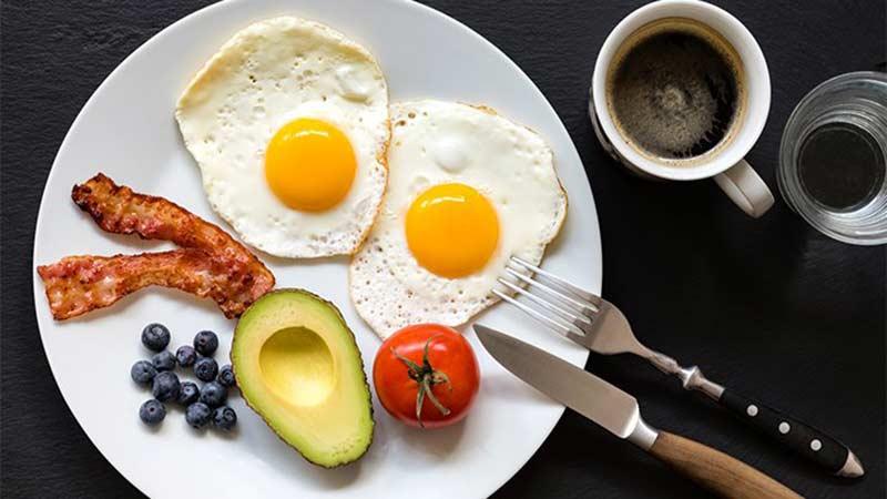 وعده غذایی کم کربوهیدرات رژیم کتوژنیک