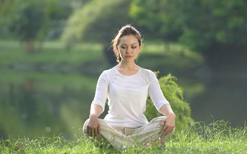 یوگا برای آرامش روح و روان