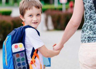 کاهش استرس روز اول مدرسه در کودکان