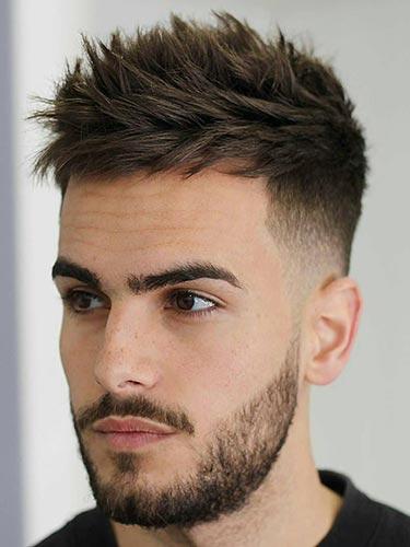 مدل موی آندرکات تکه ای