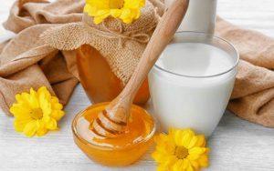 عسل و شیر
