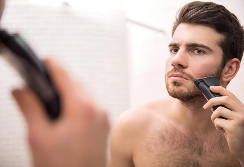 اصلاح صورت برای داشتن ظاهر دانشجویی مرتب