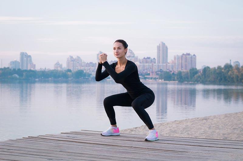 تمرینات ورزشی برای چاق شدن
