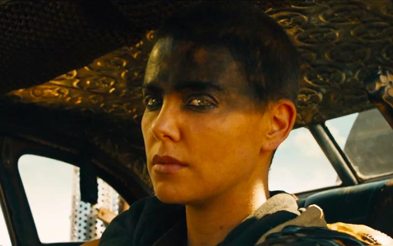 خانم کاریزماتیک در فیلم مدمکس