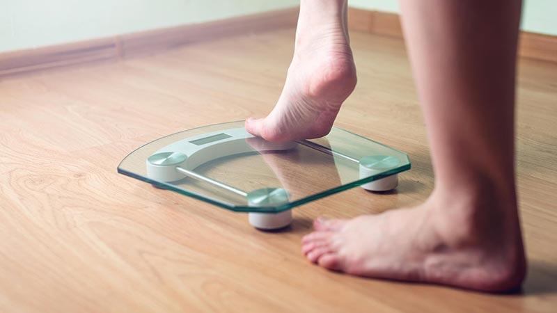 اندازه گیری وزن با ترازو