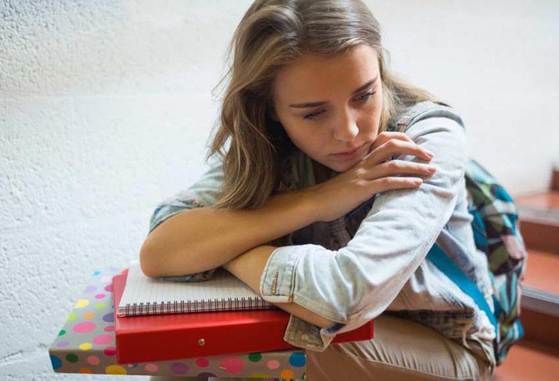 استرس درس و دانشگاه
