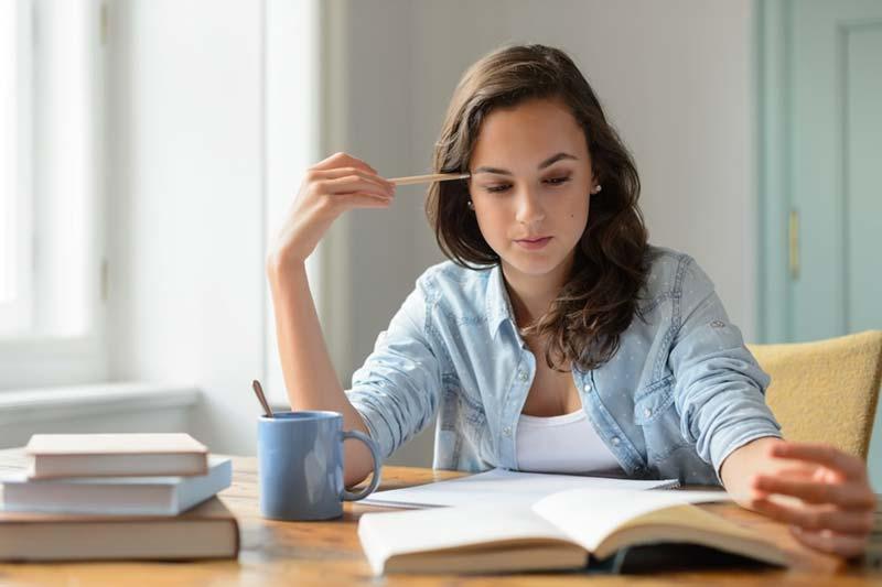 درس خواندن برای موفقیت در دانشگاه