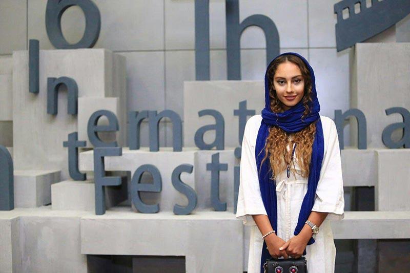 ترلان پروانه در ششمین جشنواره جهانی فیلم فجر