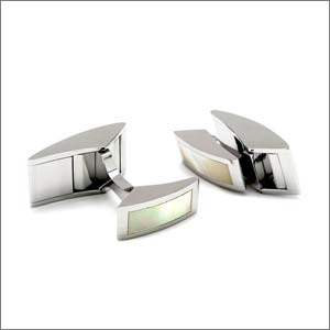 Locking Dual Action Cufflink