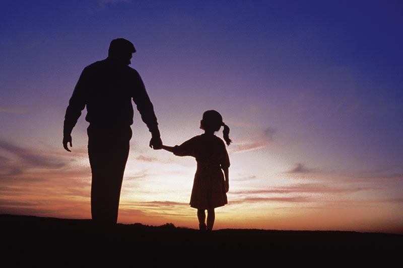 ویژگی های یک پدر خوب