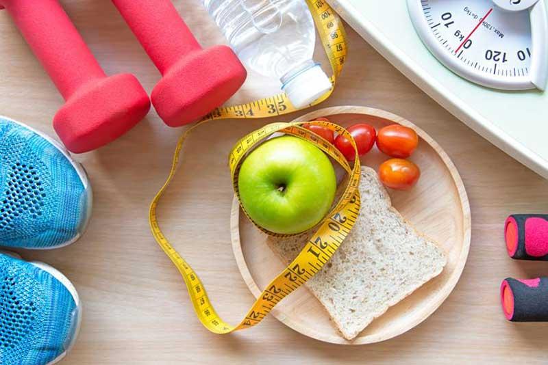 سیب و چند خوراکی موثر در لاغری و چربی سوزی