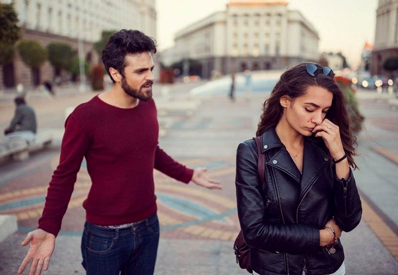 تمام کردن رابطه عاشقانه