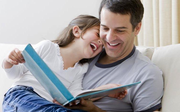 روابط صمیمانه پدر و فرزندی