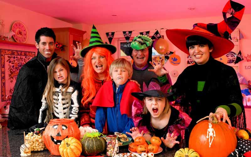 لباس های هالووین