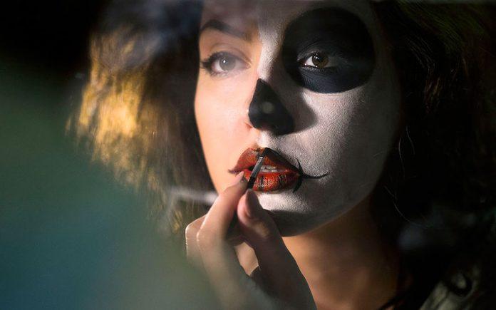 آموزش گریم هالووین در منزل با ایده هایجذاب