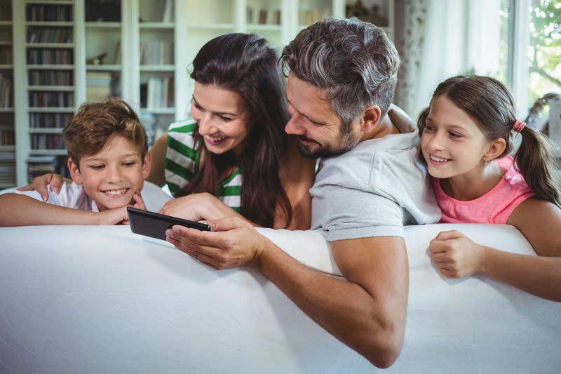 روابط صمیمی در خانواده