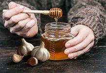روش لاغری با سیر و عسل