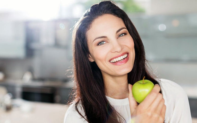 تاثیر سیب بر لاغری و چربی سوزی