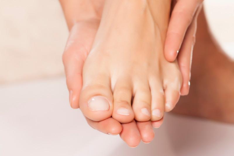 ناخن پا