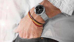 ساعت مچی مردانه مناسب برای مچ های متوسط و معمولی