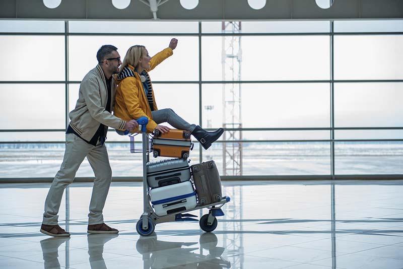 سفر کردن با شریک زندگی