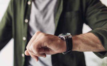 نکات انتخاب ساعت مچی مردانه مناسب سایز مچ های مختلف