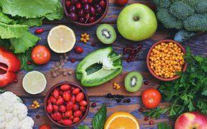 مواد غذایی سرشار از ویتامین C