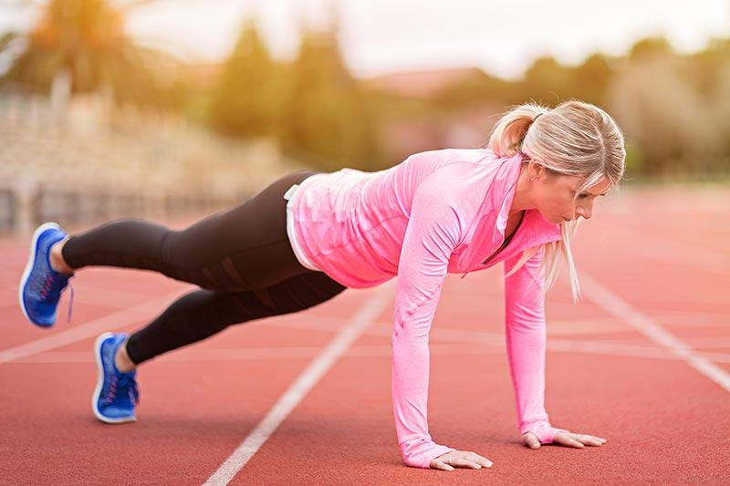 تمرینات شکم برا لاغری