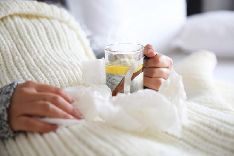 استفاده از دمنوش لیمو در هنگام سرماخوردگی