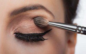 آرایش جذاب چشم ها