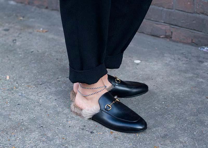کفش لوفر گوچی
