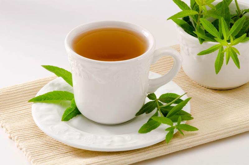 چای و دمنوش به لیمو