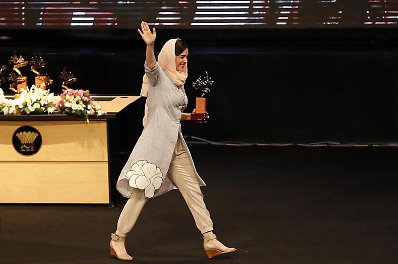 جوایز ترانه علیدوستی
