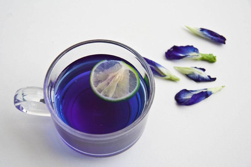 دمنوش گیاهی آسیایی گل گاو زبان