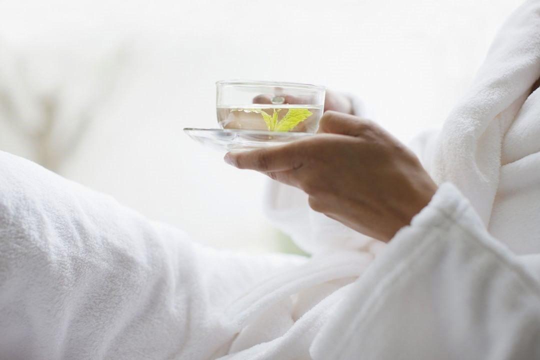 نوشیدن دمنوش نعناع برای تقویت سیستم ایمنی بدن