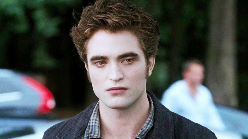 رابرت پتینسون در فیلم Twilight