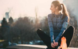 لاغری و ورزش