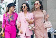 معرفی بهترین رنگ لباس برای بهار