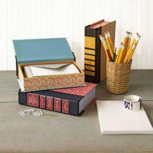 جعبه کتاب های رنگی و زیبا