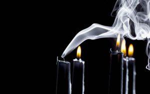 شمع عزاداری