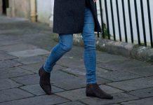 نکاتی در مورد پوشیدن شلوار جین جذب مردانه