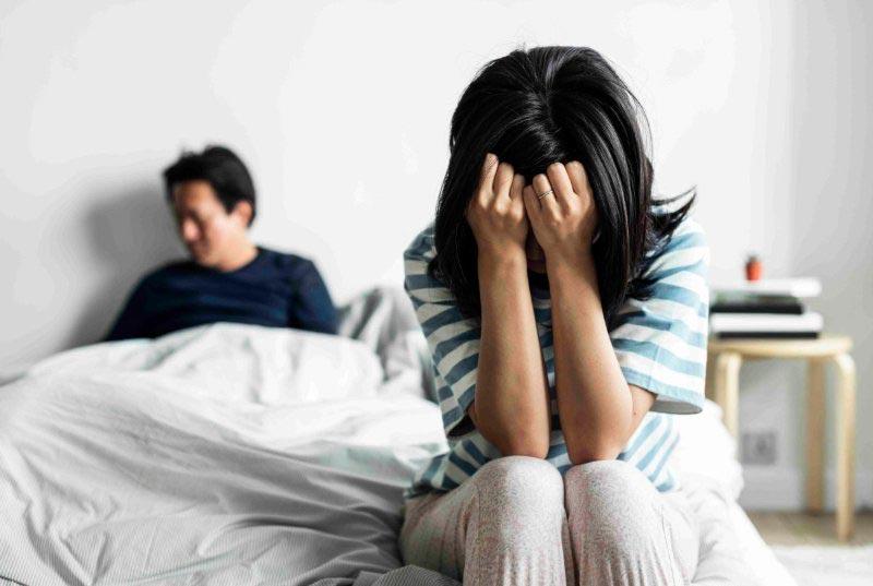 مشکلات زوجین و سرد شدن رابطه عاشقانه شان