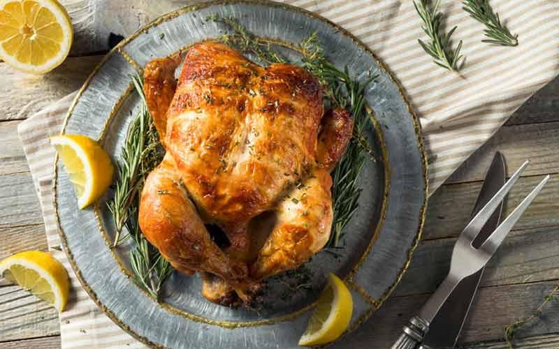 سینه مرغ سوخاری